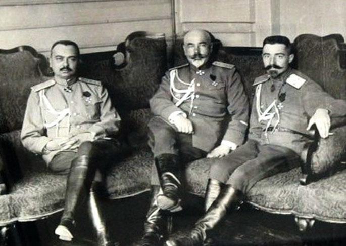 Генералы русской армии