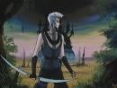 D - охотник на вампиров(Vampire Hunter D) (RUS озвучка) (эпичное, приключение, пост-апокалипсис, ужасы, вампиры, фантастика)
