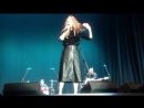 Юлия Савичева — хозяйка концерта