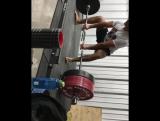 Алекс Махер - тяга 325 кг (77 кг)