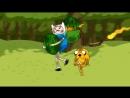 Мультреволюция Adventure Time Время приключений 2010