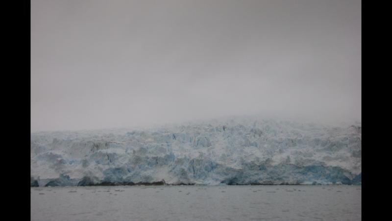 Шпицберген. К леднику - 1