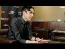 Nicky Almasy Интервью Робина Лорда Тейлора из «Готэма» на Комик-Коне в Шанхае 2015