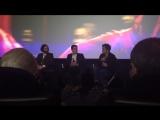 02.08.2017 - Интервью «Вопрос/Ответ»  ArcLight Cinemas в Лос-Анджелесе #2