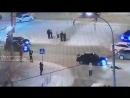 Женщина пошла на красный и попала под машину в центре Новосибирска