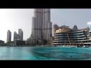 Burj Khalifa Dubai Fountain
