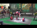 Farajnejadpilenroud Rami становая тяга 370 кг
