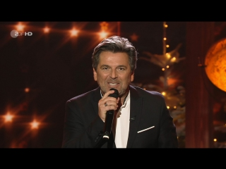 Thomas Anders - Do They Know Its Christmas (Heiligabend mit Carmen Nebel , 24.12.2017)