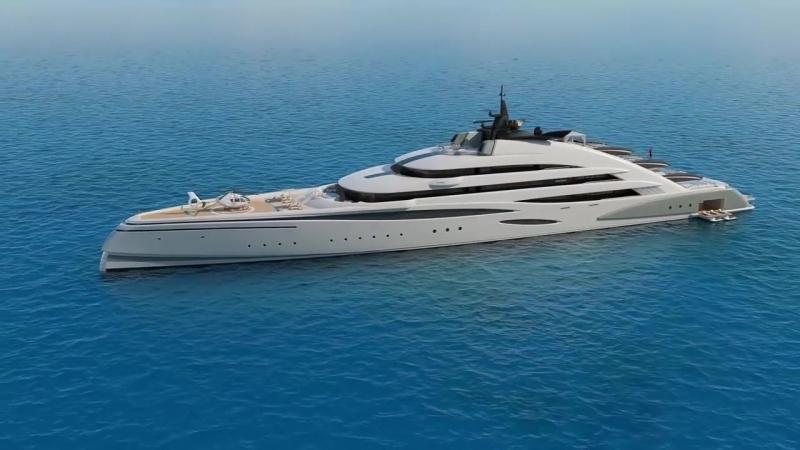 Oceanco Project Amara