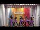 "Группа ""Flash dance"". Танец-визитка. Районный фестиваль ""Новогодний стартин, 2017"" #FlashDance"