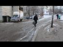 Последствия коммунальных аварий в Ленинском районе
