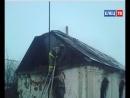 В Ельце произошел пожар в одном из жилых домов частного сектора