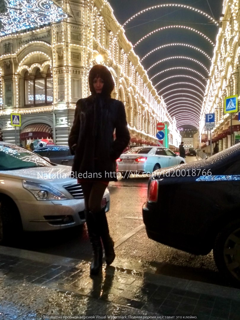 Наталья Бледанс, Москва - фото №7