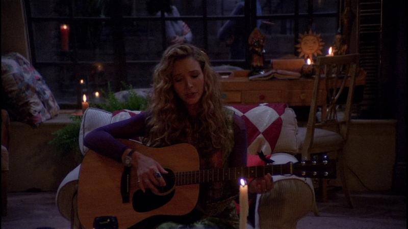 Friends |1х07| песня Фиби про смысл жизни