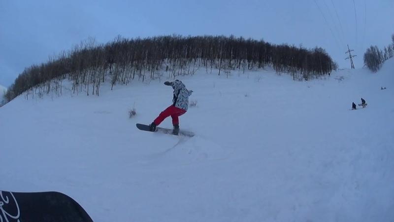 Snow time)