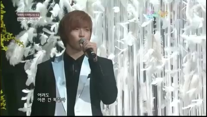2AM - Cant Let You Go (comeback perf.)