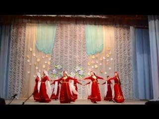 Ансамбль крымскотатарского танца Мерджан Муниципального бюджетного образовател