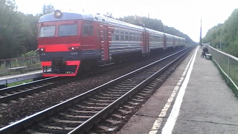 Электропоезд ЭР2К-1059