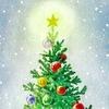 Новогодняя ёлка в жилом районе «Новые Островцы»