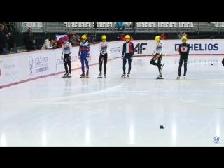 Суперфинал 1500м Юноши.