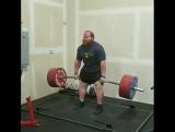 Шон Дойл - тяга 410 кг