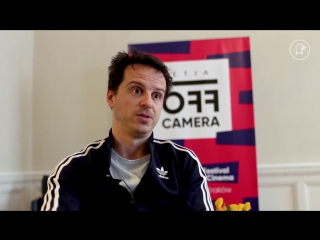 An Interview with Andrew Scott a.k.a. Moriarty of SHERLOCK 2017 Польша