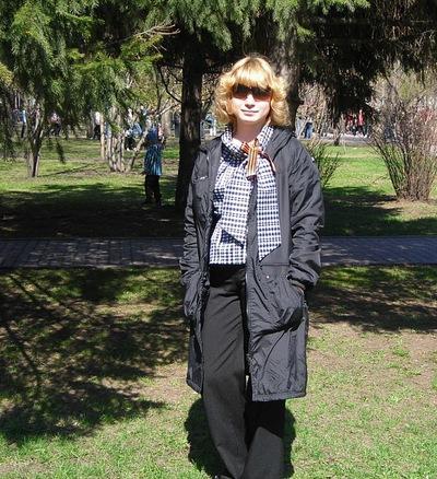 Мария Пронская