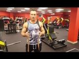 Евгений Голошубов рассказывает о новом оборудовании в K2 Sport на Антона Петрова, 196