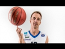 Magic Moment: Branko Mirkovic's Between The Legs Assist to Cedric Simmons' One-Handed Slam