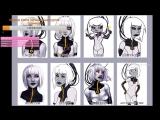 Girl Dragon - Portal 2 + Half Life 2
