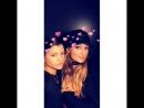 Sofia Richie via Snapchat