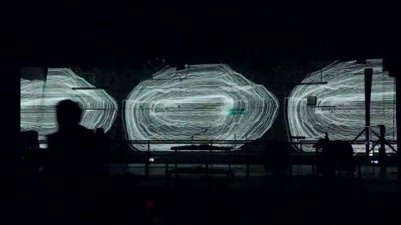 Alexander Senko LIVE @ Ars Electronica Festival 2015