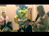 Школьника из Владивостока поздравили с Днём святого Валентина всем миром [NR]