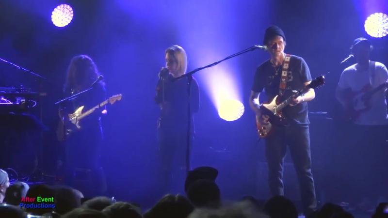 Velvet Savoy live Parkteater Oslo 11 01 2018