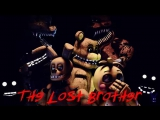 [FNAF-SFM] The Lost Brother Resistance Cover by Sixfiction