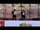 Баянисты Сергей Войтенко и Сергей.. Мы с тобой одною крови 17.06.2017 на концерте в Парке Патриот