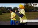 Фауджа Сингх - столетний марафонец и рекордсмен книги рекордов Гиннеса