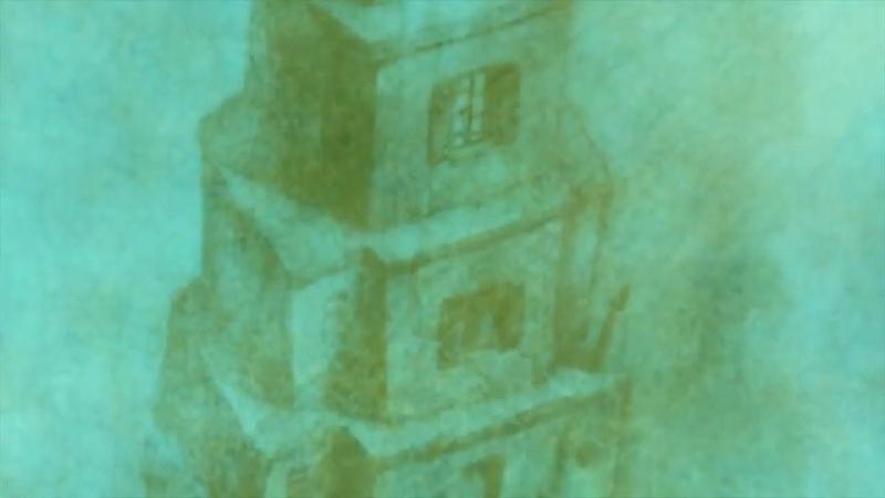 Дом из маленьких кубиков, La Maison en Petits Cubes, Кунио Като, 2008