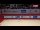 Арина Аверина булавы (Квалификация) 2018 Moscow Grand Prix