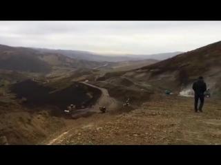 Строят дорогу Усть-Каменогорск - Зыряновск