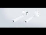 Airpods- лучшие наушники для активной жизни