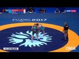 Чемпионат Мира по борьбе 2017 23 августа 2017 R.Kayaalp vs H.Nabi