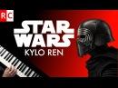 Kylo Ren's Theme Piano Cover Star Wars The Last Jedi
