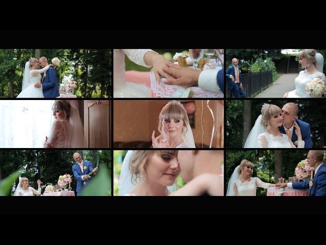 Свадебный клип Wedding Day 2017 Александр и Юлия