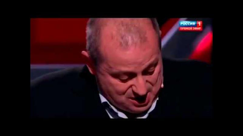 Яков Кедми расплакался в студии в разговоре о нацистах