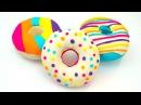 Пластилин плей до учимся лепить из пластилина, развивающее видео для детей Де...