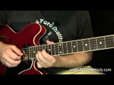 Albert Collins Style Blues Lead Guitar Lesson