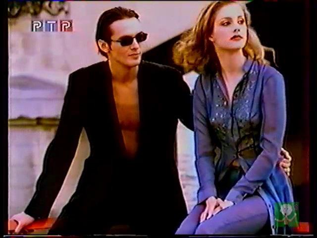 Влад Сташевский - Вот бы встретиться [Клип] (РТР, 1999~)