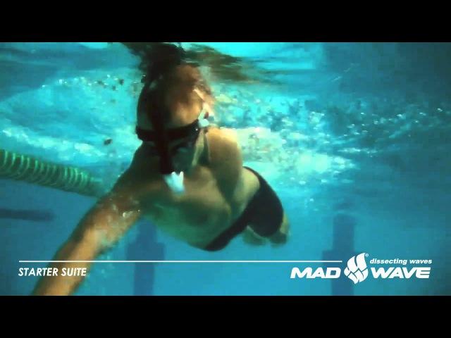 Гидрокостюмы для спортивного плавания Mad Wave FINA Approved 2010