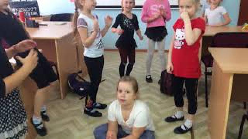 Импровизация Лунтик. Актерское мастерство в школе моделей Ural Models от ЯРКОВШОУ.₽Ф